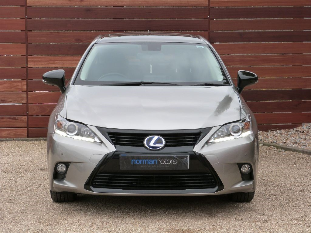 Used Lexus Is Poole >> Used Atomic Silver Lexus CT 200h for Sale   Dorset