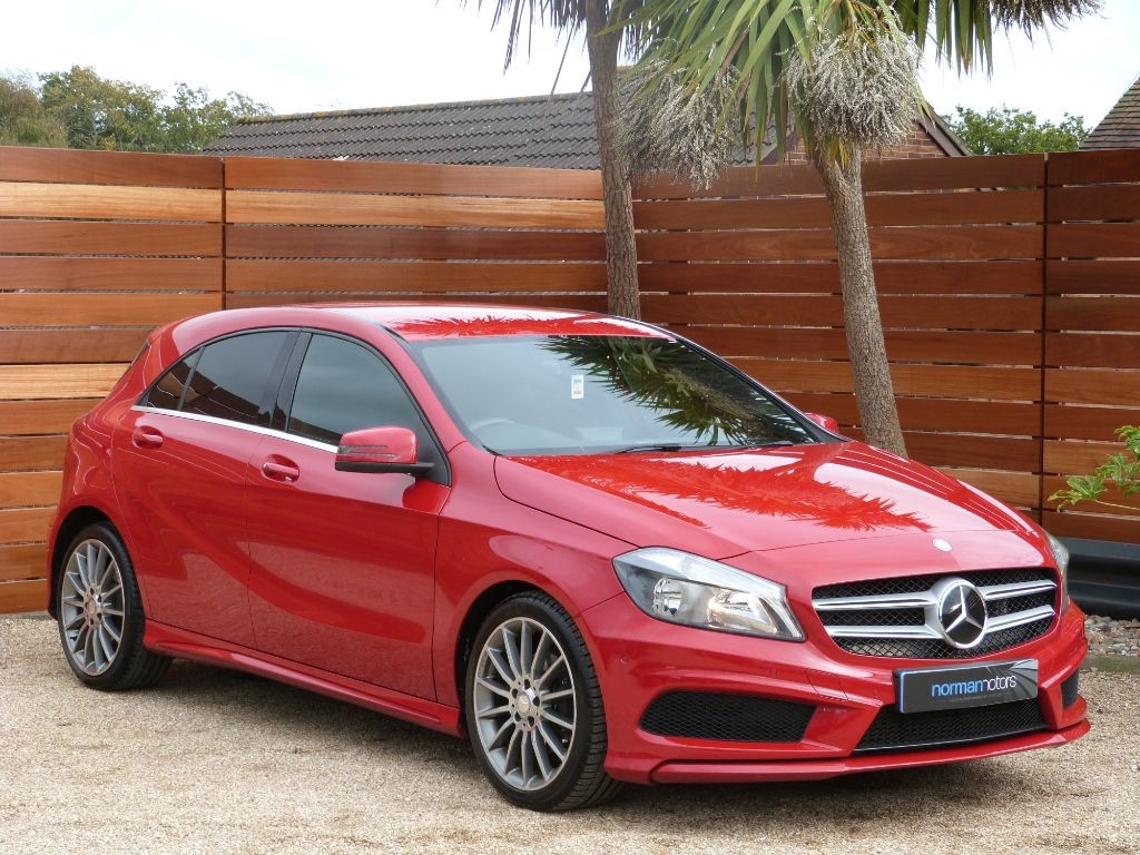 used jupiter red mercedes a180 cdi for sale dorset. Black Bedroom Furniture Sets. Home Design Ideas