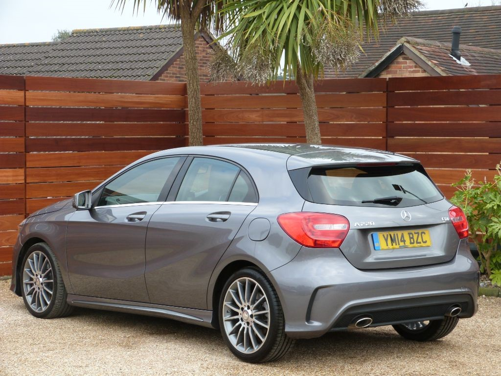 used mountain grey metallic mercedes a220 for sale dorset. Black Bedroom Furniture Sets. Home Design Ideas