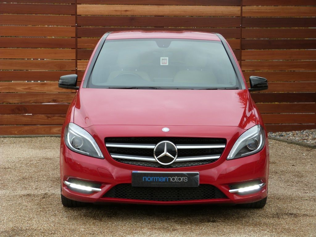 used red mercedes b180 cdi for sale dorset. Black Bedroom Furniture Sets. Home Design Ideas