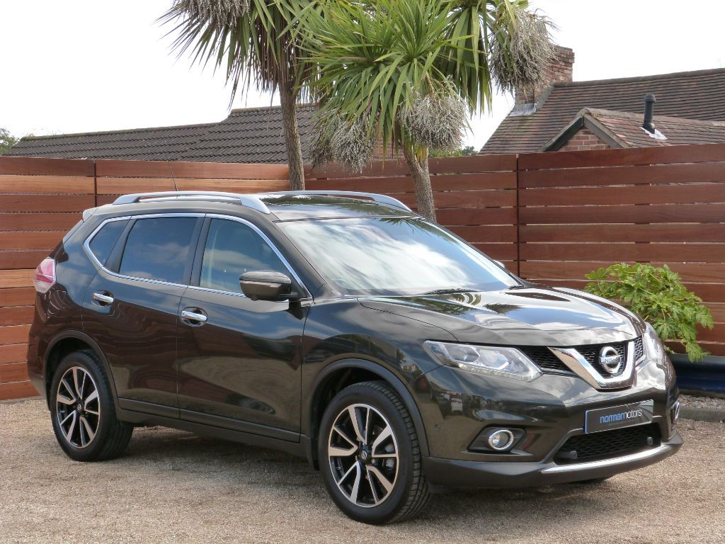 Used Green Nissan X Trail For Sale Dorset
