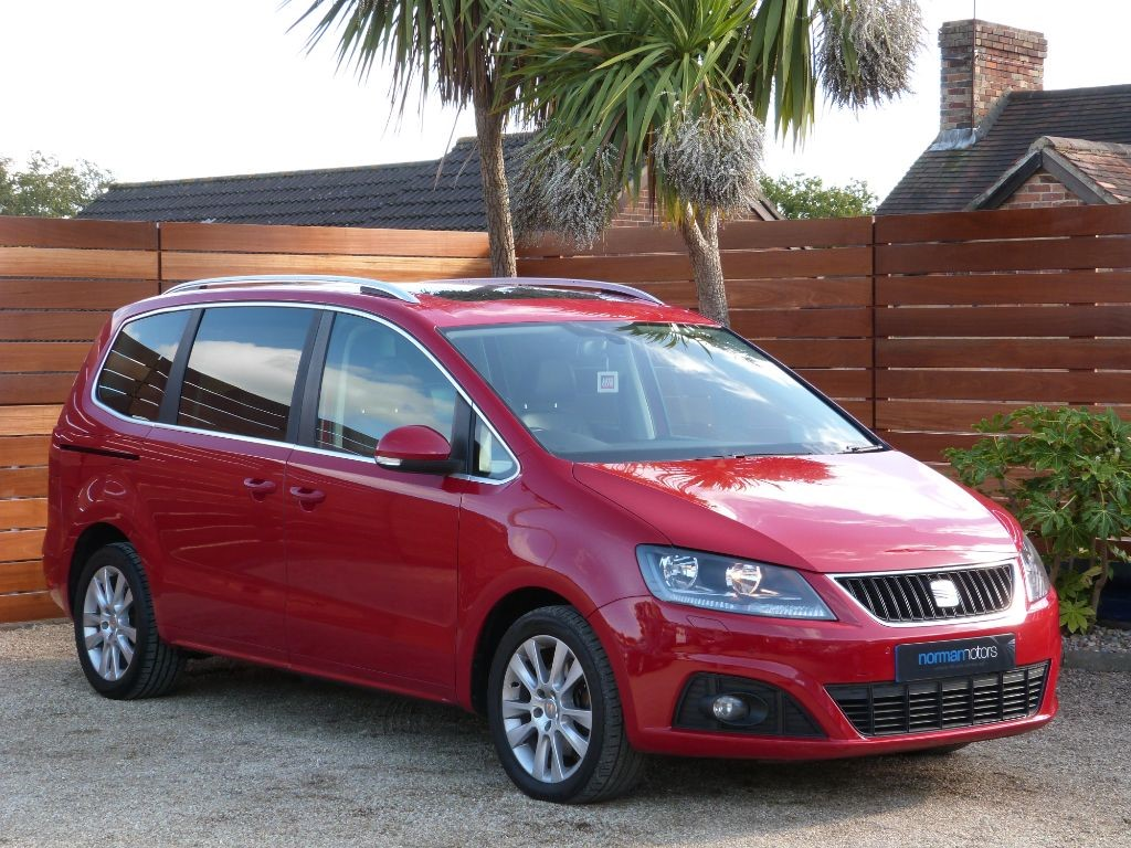 used salsa red seat alhambra for sale dorset. Black Bedroom Furniture Sets. Home Design Ideas