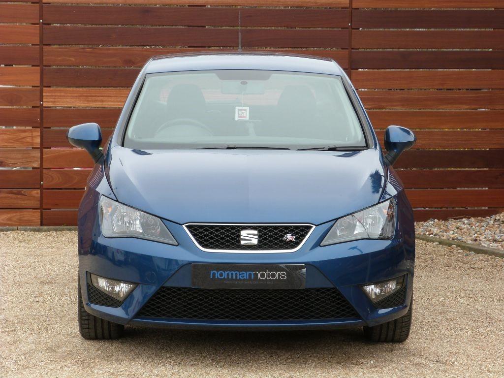 Used Blue Seat Ibiza For Sale Dorset