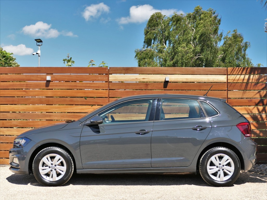 Used Grey VW Polo for Sale | Dorset