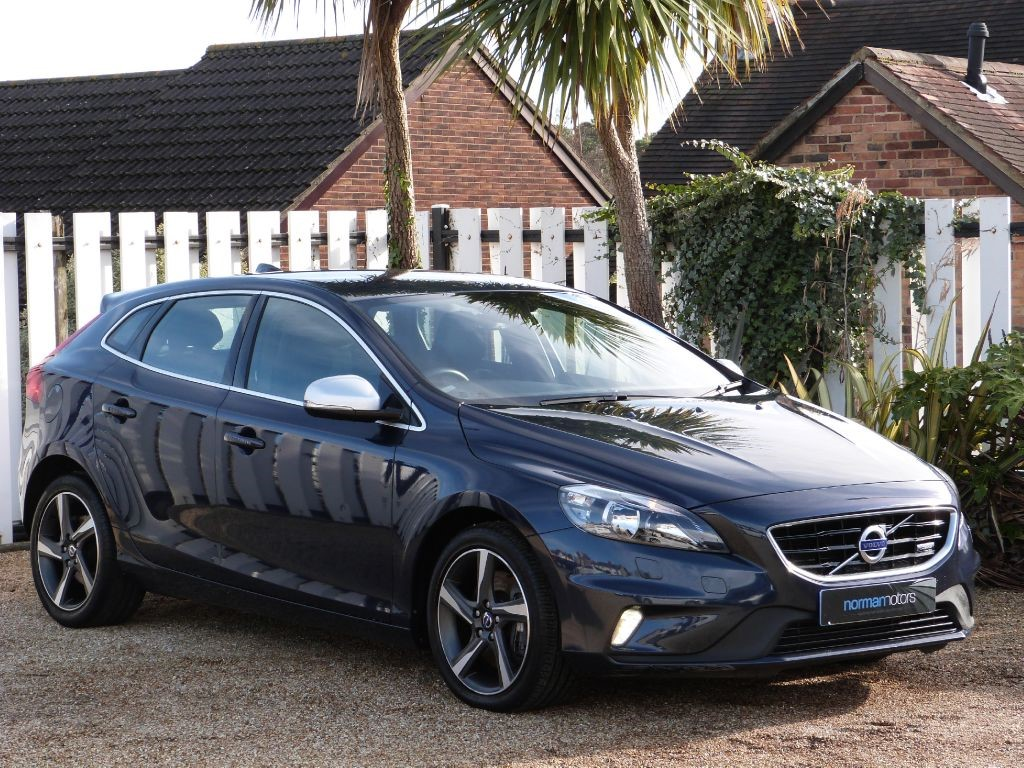used blue volvo v40 for sale dorset. Black Bedroom Furniture Sets. Home Design Ideas