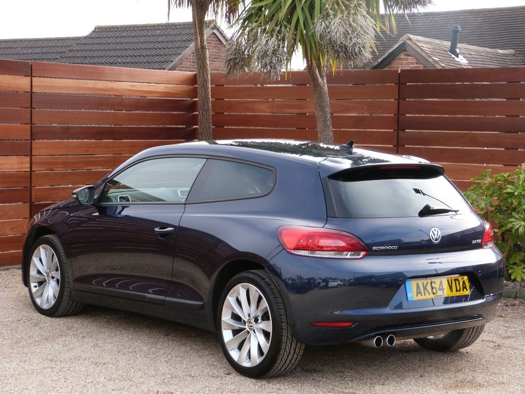 used shadow blue vw scirocco for sale dorset. Black Bedroom Furniture Sets. Home Design Ideas