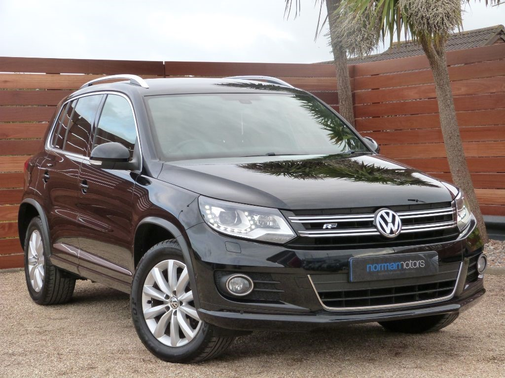 used black vw tiguan for sale dorset. Black Bedroom Furniture Sets. Home Design Ideas