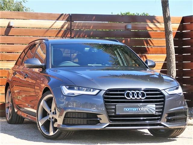 used Audi A6 Avant AVANT TDI ULTRA S LINE BLACK EDITION