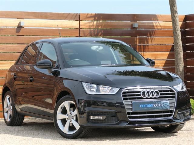 used Audi A1 SPORTBACK TFSI SPORT