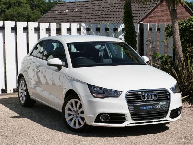 used Audi A1 TDI SPORT