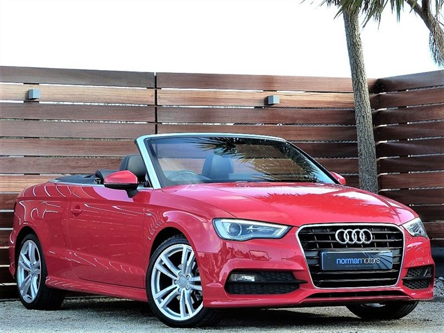 used Audi A3 TDI S LINE