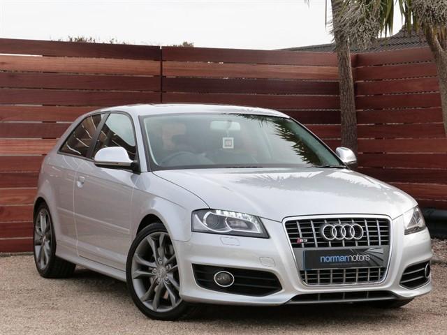 used Audi A3 S3 TFSI QUATTRO