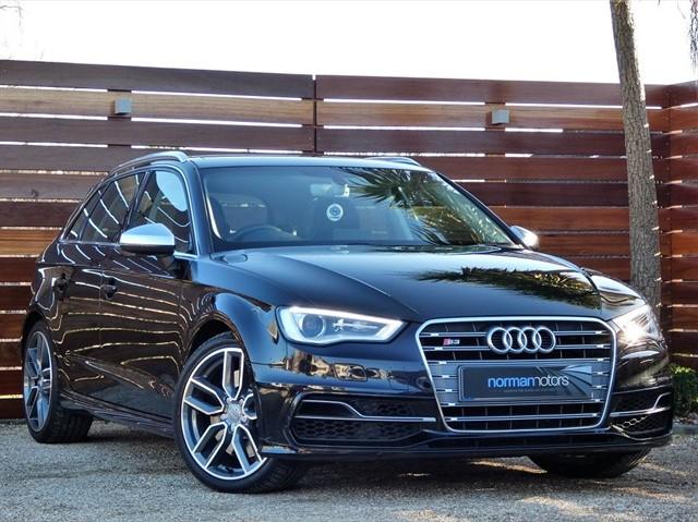 used Audi A3 S3 SPORTBACK QUATTRO NAV