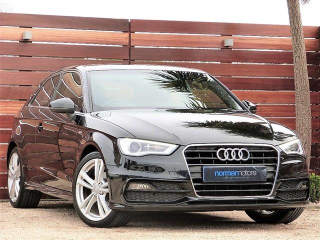 used Audi A3 TFSI S LINE NAV