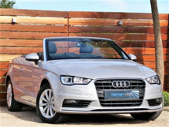 used Audi A3 TFSI SE