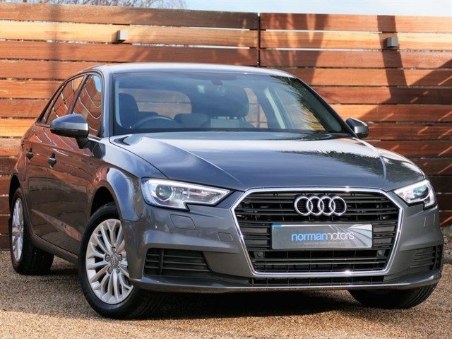 used Audi A3 TFSI SE TECHNIK