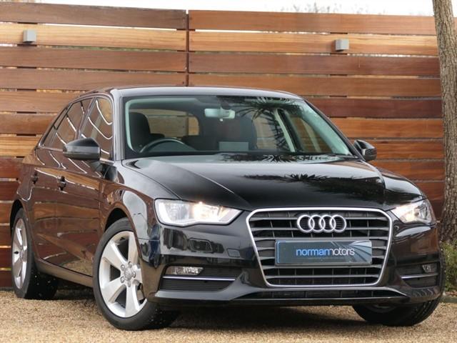 used Audi A3 TFSI SPORT