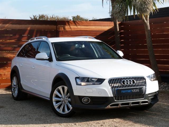 used Audi A4 allroad TDI QUATTRO S/S