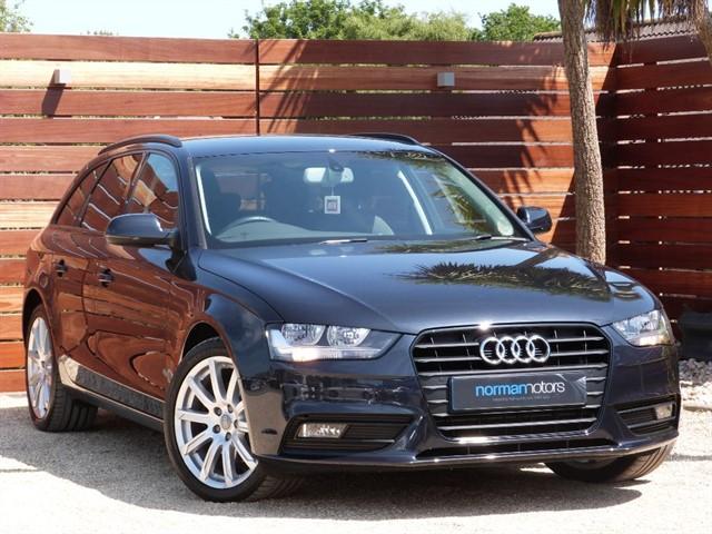 used Audi A4 Avant TDI SE TECHNIK