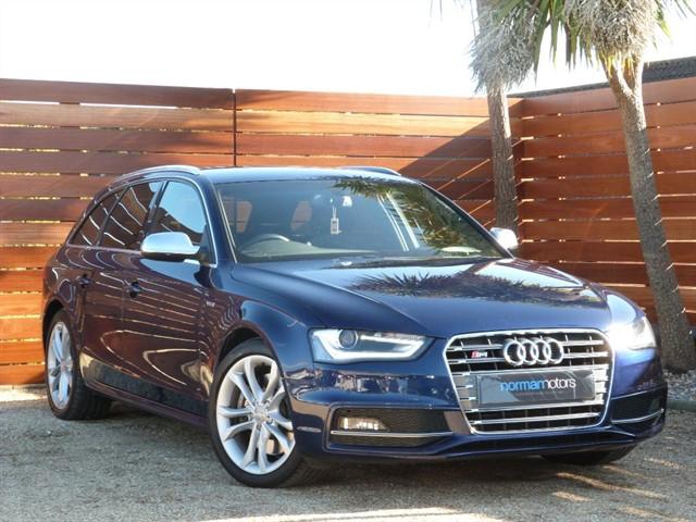used Audi A4 S4 AVANT QUATTRO
