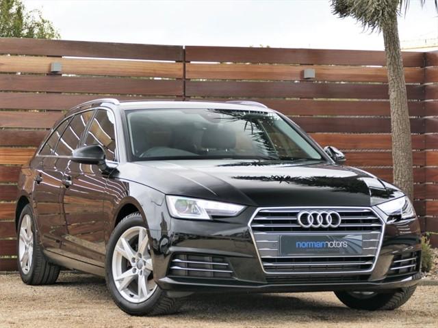 used Audi A4 AVANT TFSI SPORT