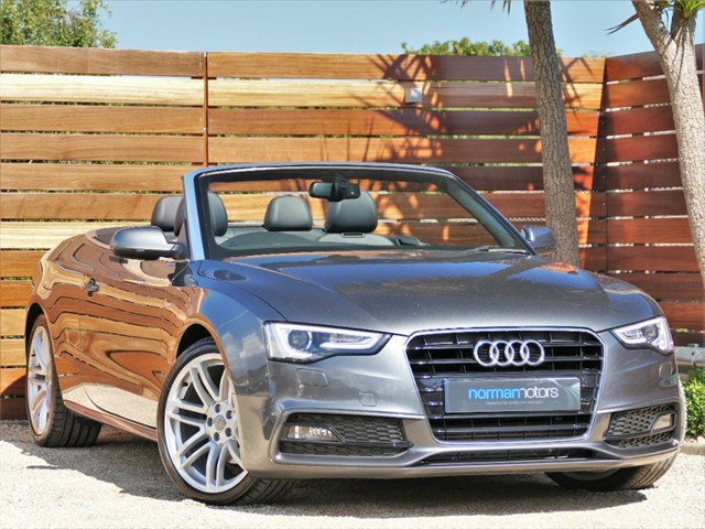 used Audi A5 TDI S LINE SPECIAL EDITION