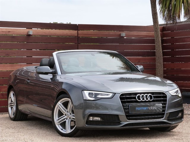 used Audi A5 TDI S LINE SPECIAL EDITION START/STOP