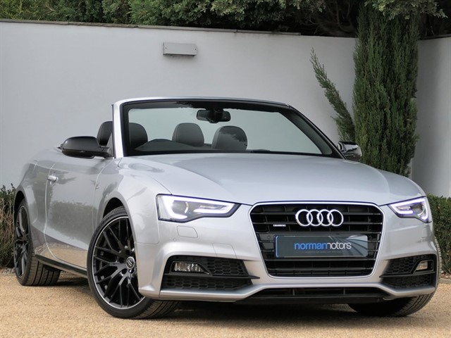 used Audi A5 TFSI QUATTRO S LINE SPECIAL EDITION PLUS