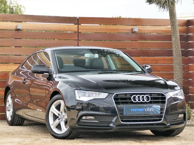 used Audi A5 TDI ULTRA SE