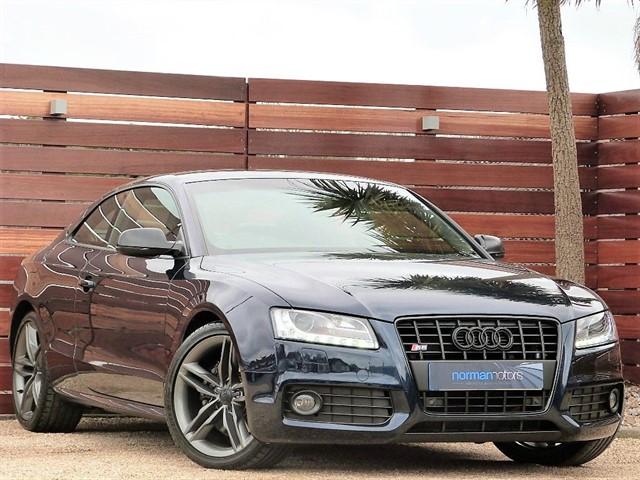 used Audi A5 S5 FSI QUATTRO