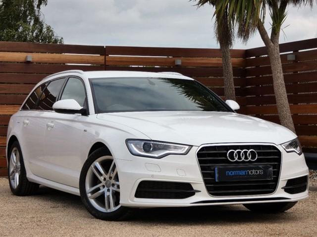used Audi A6 Avant TDI ULTRA S LINE