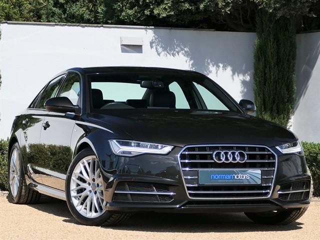 used Audi A6 Saloon 2.0 TDI ultra S line S Tronic