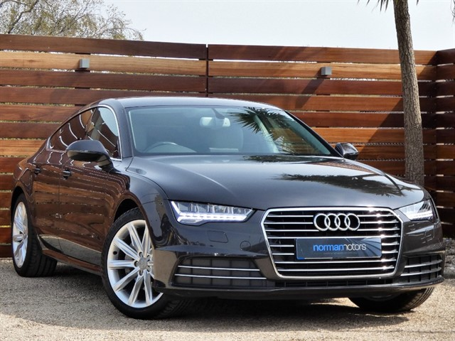 used Audi A7 SPORTBACK TDI ULTRA SE EXECUTIVE