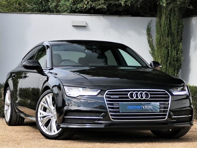 used Audi A7 3.0 TDI V6 S line Sportback S Tronic quattro