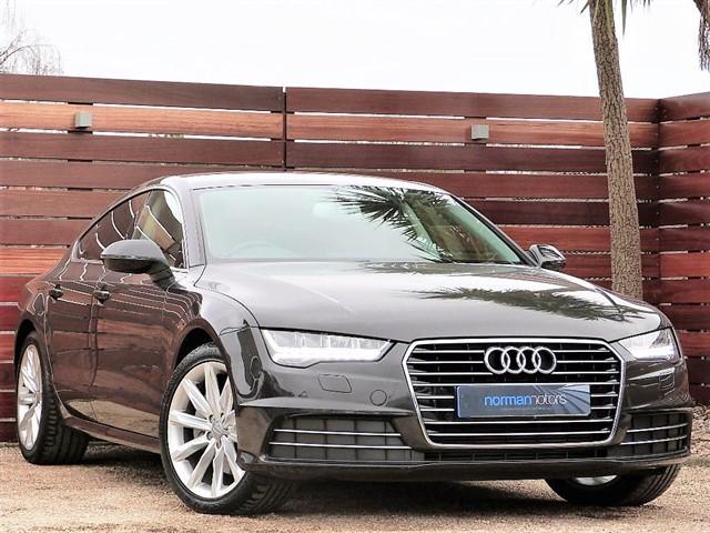 used Audi A7 SPORTBACK TDI ULTRA SE EXECUTIVE