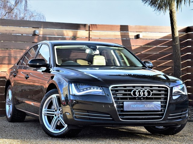used Audi A8 TDI QUATTRO SPORT EXECUTIVE