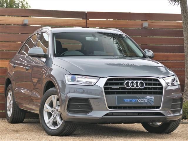 used Audi Q3 TFSI QUATTRO SE