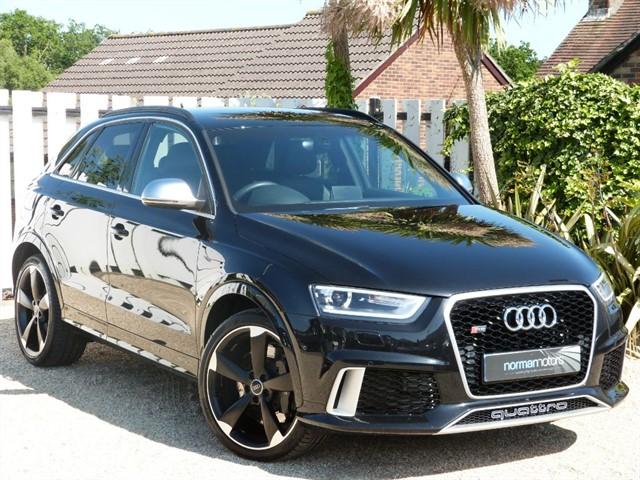 used Audi Q3 RSQ3 TFSI QUATTRO