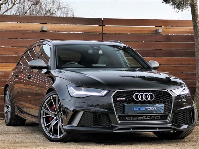 used Audi RS6 PERFORMANCE AVANT TFSI QUATTRO