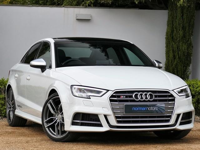 used Audi S3 QUATTRO