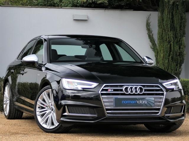 used Audi S4 TFSI QUATTRO
