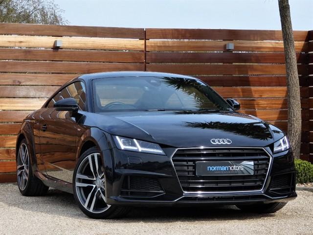 used Audi TT TFSI S LINE