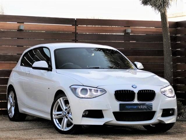 used BMW 125d M SPORT