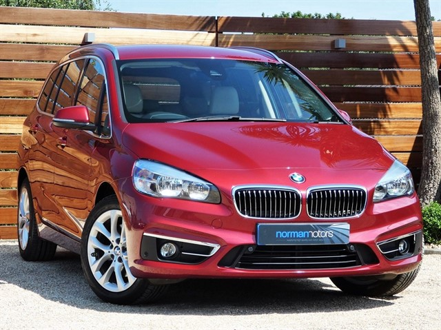 used BMW 218i LUXURY GRAN TOURER