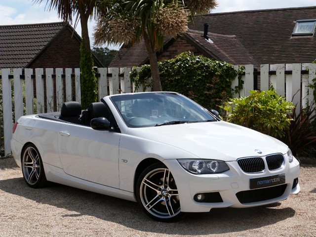 used BMW 320d SPORT PLUS EDITION