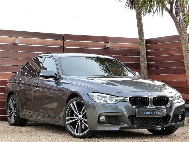 used BMW 320d M SPORT