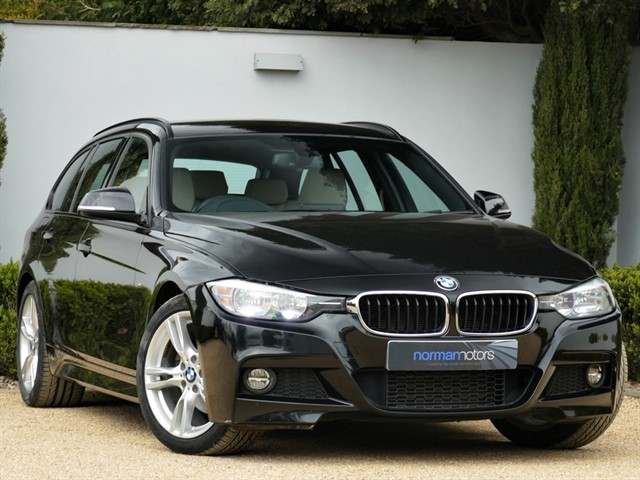 used BMW 320d M SPORT TOURING