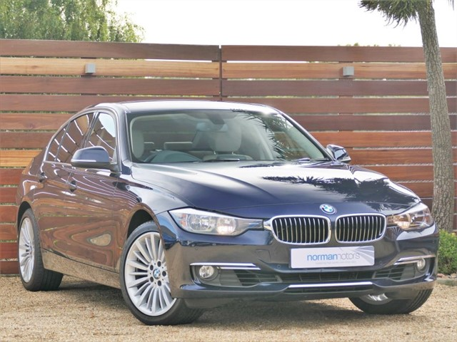 used BMW 320i XDRIVE LUXURY