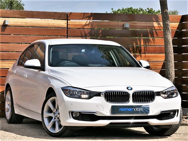 used BMW 330d XDRIVE LUXURY