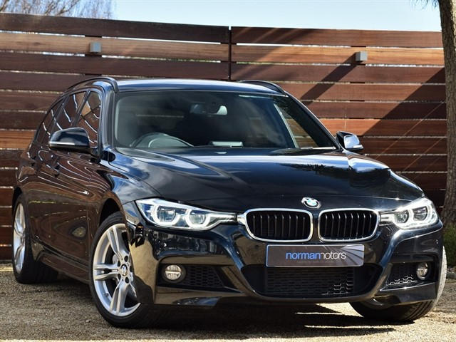 used BMW 335d XDRIVE M SPORT TOURING